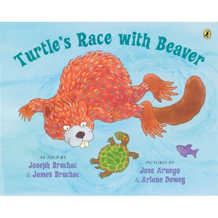 Turtle's Race with Beaver (Turtles Race)