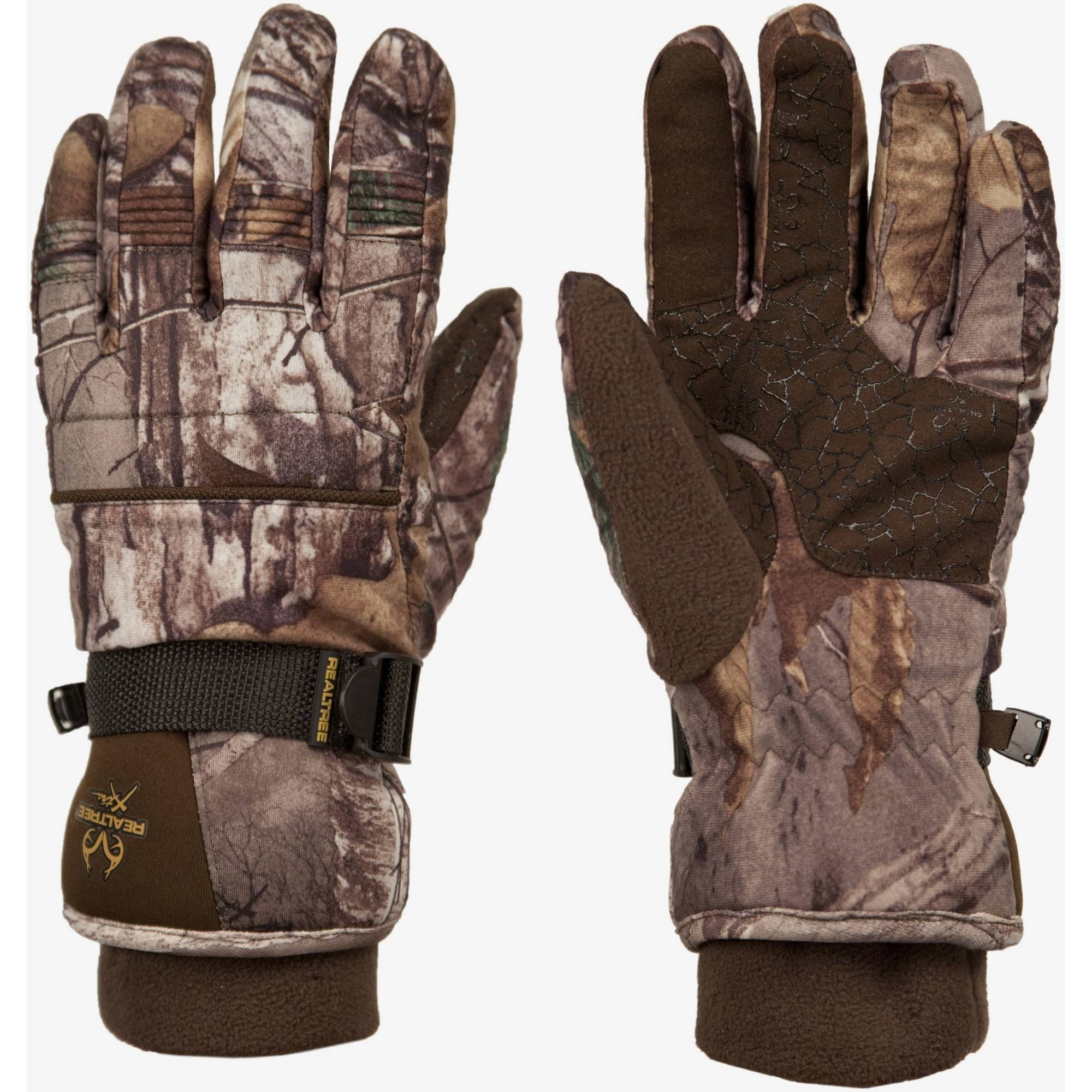 Realtree Men's Heavyweight Gloves