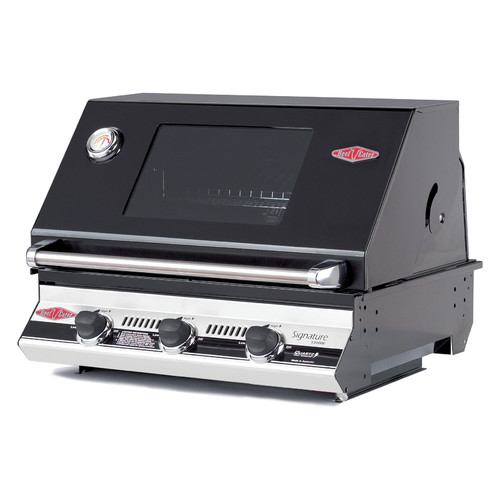 BeefEater Signature Series BBQ 3-Burner Built-In Propane Gas Grill