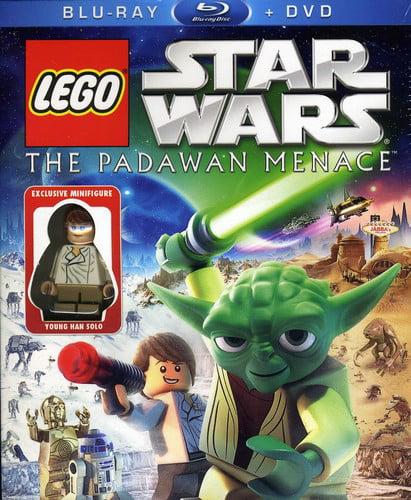 Star Wars Lego: The Padawan Menace (Blu-ray + DVD) by NEWS CORPORATION