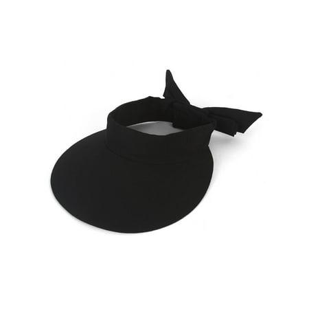 TopHeadwear Women's Big Brim Visor - Hat Visors
