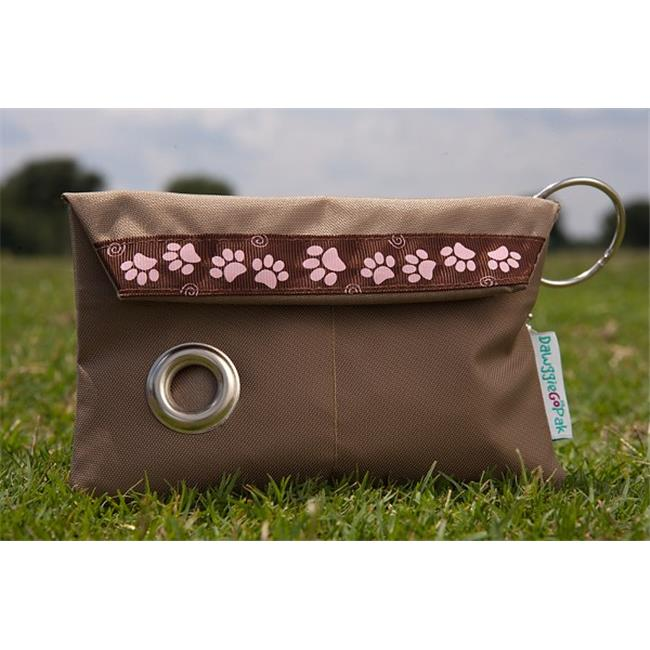 Dawgs on the Go DawggieGoPak Ribbon and Paws