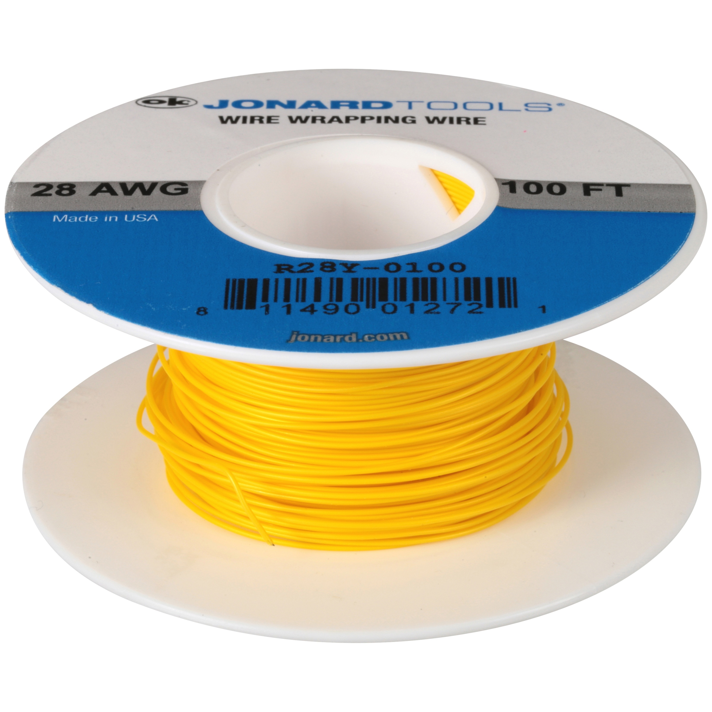 Jonard Tools® 28 AWG Wire Wrapping Wire 100 ft Pack