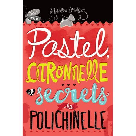 Pastel, citronnelle et secrets de polichinelle - eBook](Pasteles De Halloween)