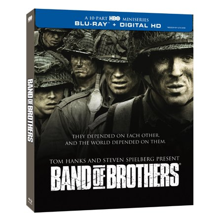 Band Of Brothers (Blu-ray + Digital HD) (Brother Bear 2 Dvd)