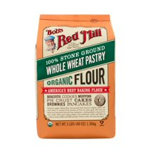 Flours & Meals: Bob's Red Mill Organic Whole Wheat Pastry Flour