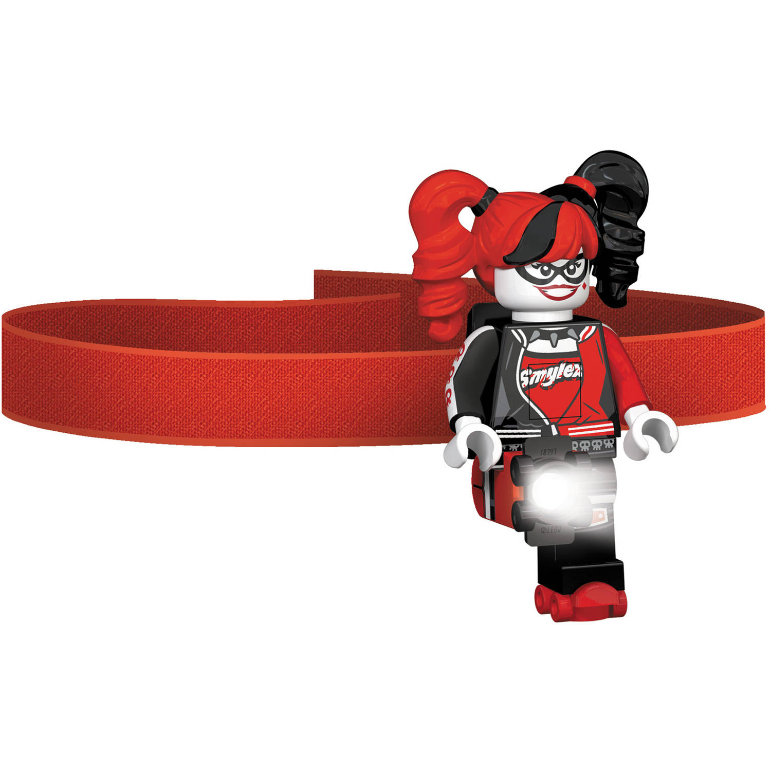 Santoki LEGO Batman Movie Harley Quinn Head Lamp