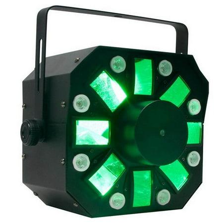 American DJ Stinger DMX Laser, Strobe and Moonflower LED Light Effect |