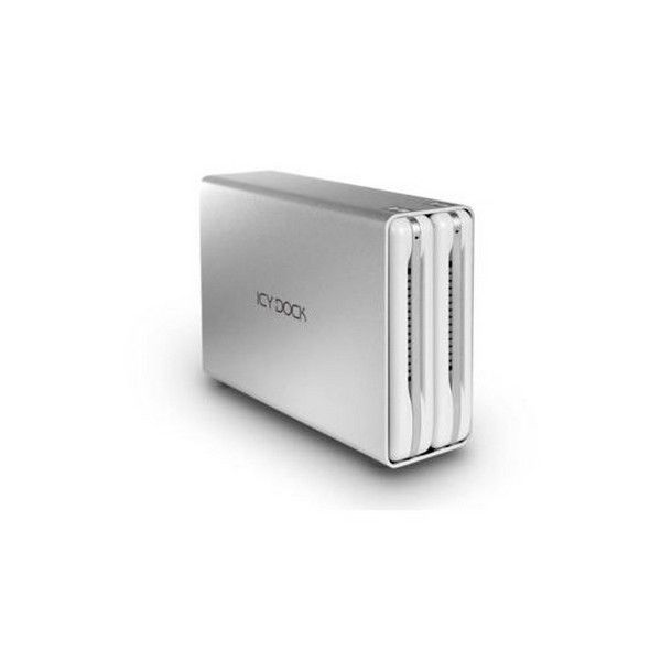 "Icy Dock 83-16438 Icyraid 2 Bay Usb 3.0 External 3.5"" Sat..."