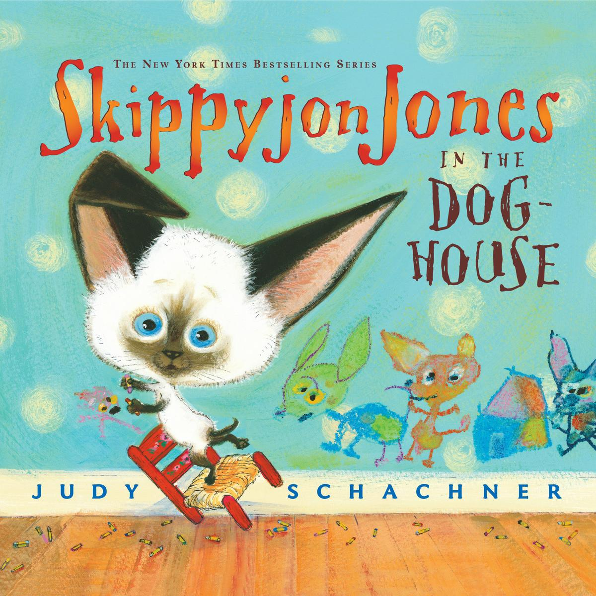 Skippyjon Jones in the Dog-House - Audiobook
