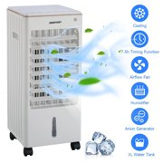 SKONYON Evaporative Air Cooler Portable Fan Cooling