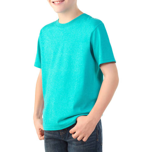 Fruit of the Loom Boys' Short Sleeve Crew Neck T Shirt by