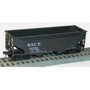 Accurail 7730 HO Wheeling & Lake Erie Offset-side Twin Hopper Kit