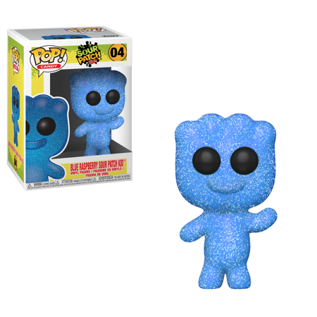Manhattan Blue Pop (Funko POP! Candy: Sour Patch Kids - Blue )