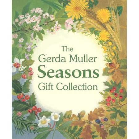 The Gerda Muller Seasons Gift Collection : Spring, Summer, Autumn and Winter