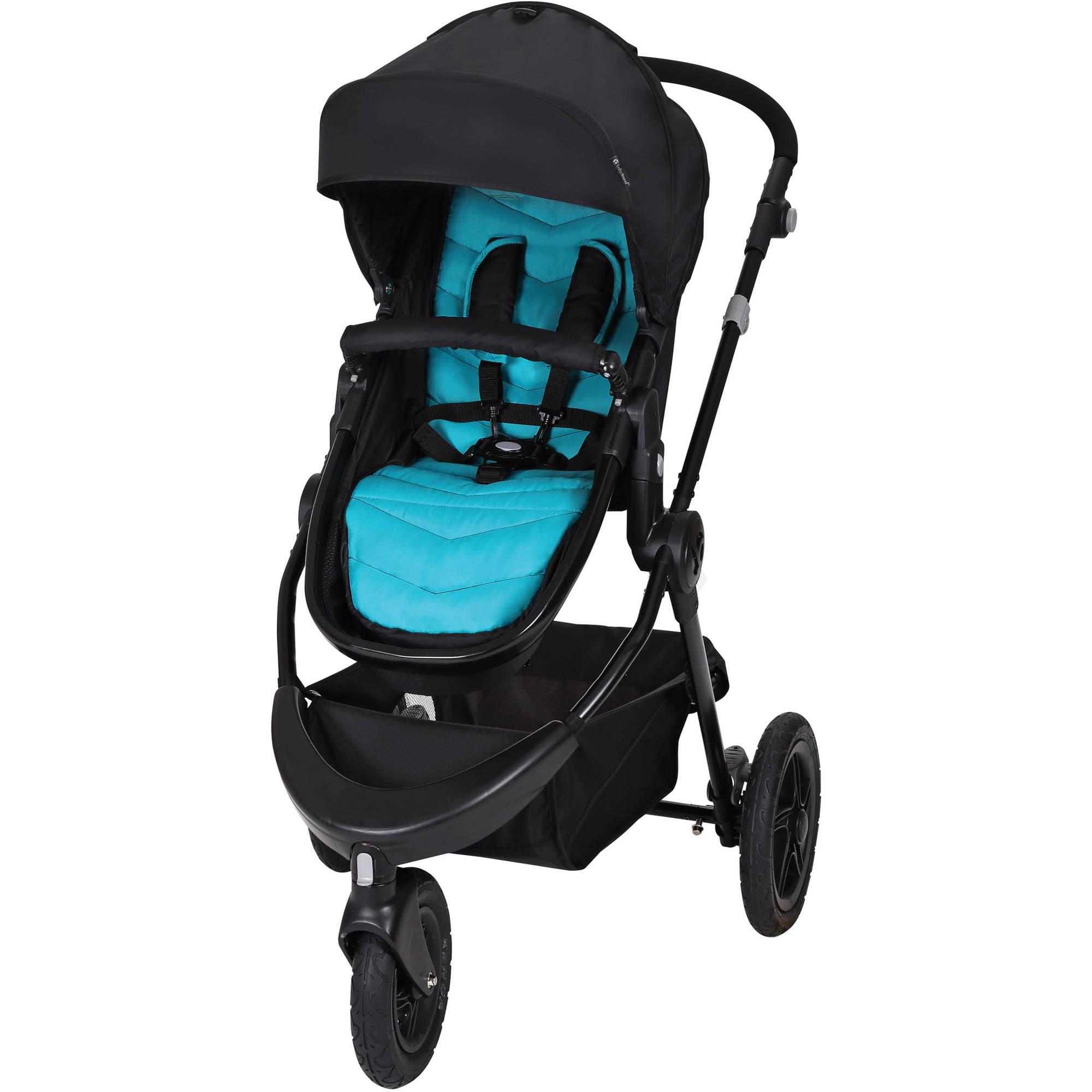 Baby Trend, Inc. Baby Trend Debut 3 - Wheel Stroller, Cascade
