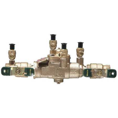 WATTS 3/4 LF009M3-QT Reduced Pressure Zone Backflow