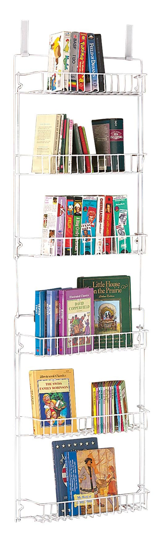 Miles Kimball Over The Door Storage Rack XL