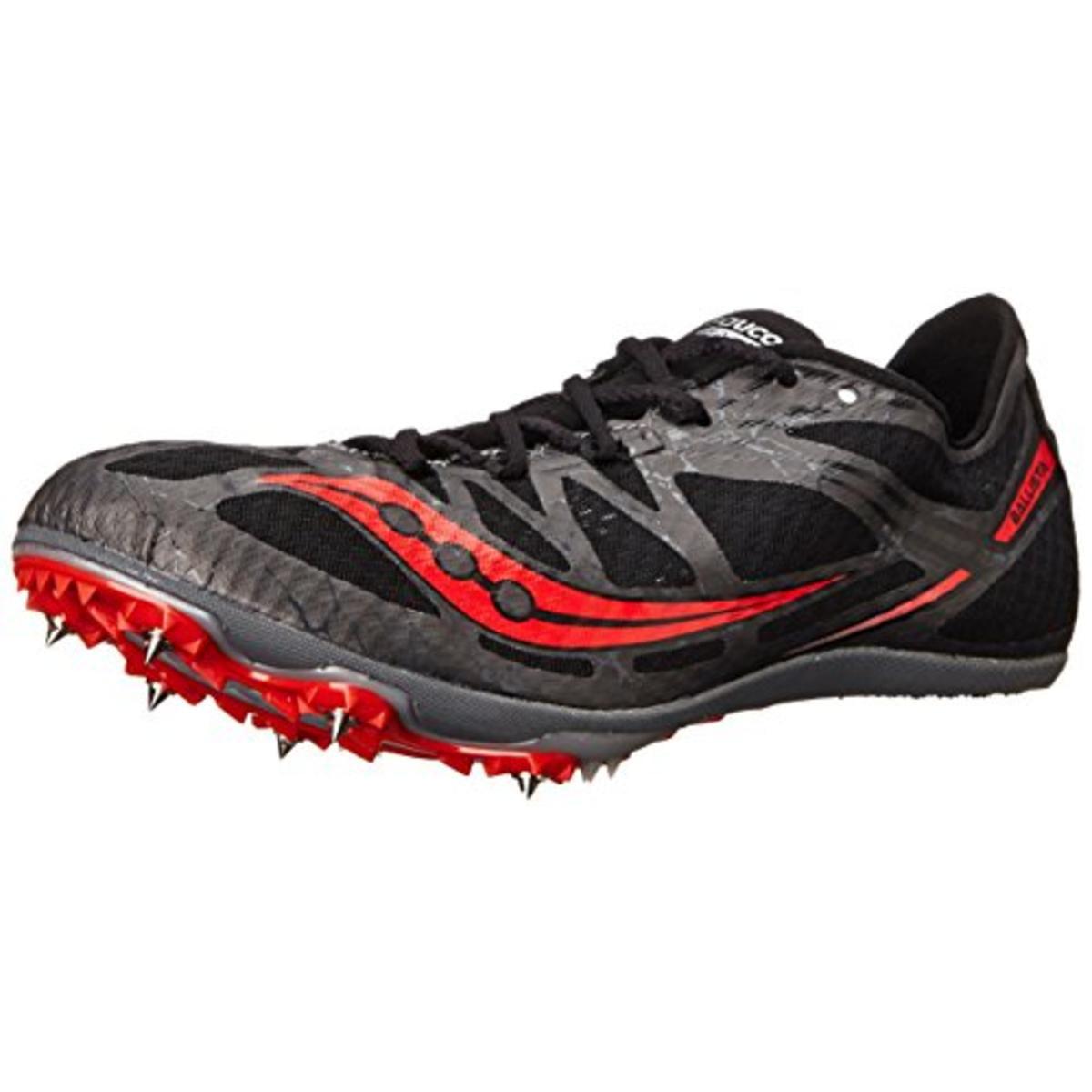 Saucony Mens Ballista Mesh Contrast Running, Cross Training Shoes by Saucony