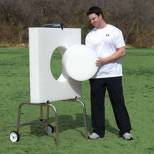 "Square 48"" Foam Archery Target by Generic"