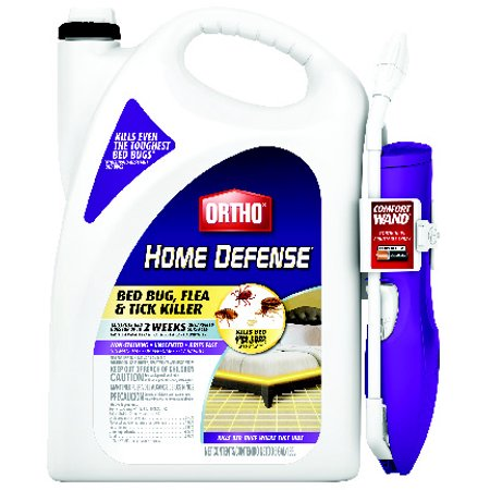 Ortho Home Defense Bed Bug Flea and Tick Killer 0.5gal (Bed Bug Killer Dust)