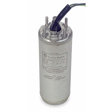 Franklin Submersible 4 Motor (Franklin Electric Deep Well Submersible Pump Motor  )