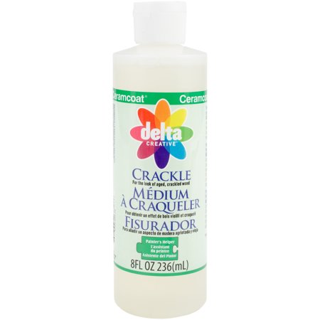 Ceramcoat Painters Helper Crackle Medium  8 Oz