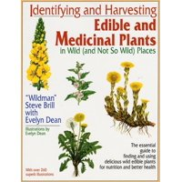 Identifying and Harvesting Edible and Medicinal Plants (Paperback)