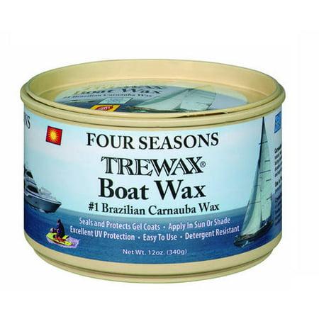 Marykate Trewax Boat Paste Wax, 12 oz (Trewax Clear Paste Wax)