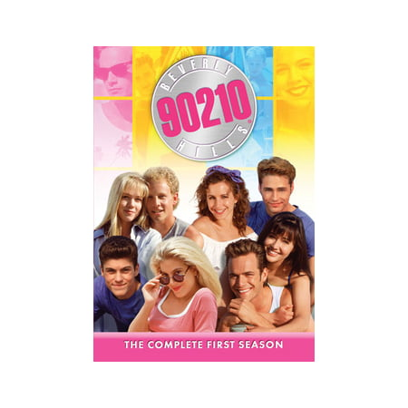 Beverly Hills 90210: The Complete First Season (DVD) (All 9 Seasons One Tree Hill)