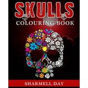 Skulls : Colouring Book