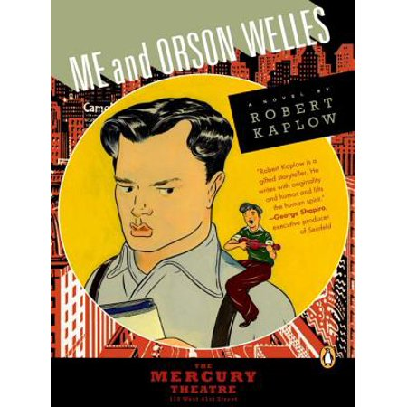 Me and Orson Welles - eBook