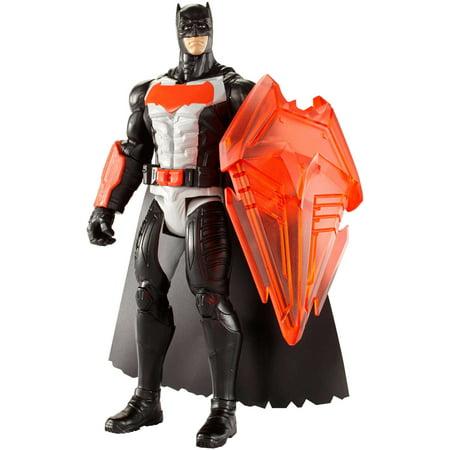 Batman V Superman: Dawn of Justice Heat Shield Batman Figure - Batman V Superman Suit
