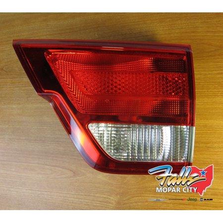11-13 Jeep Grand Cherokee Rear Passenger Liftgate Tail Lamp Light Assembly OEM