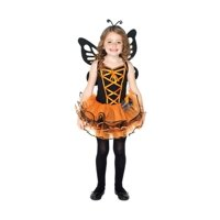 Butterfly Girls Costume and Tights