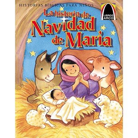 Arch Books: La Historia de Navidad de Maria (Paperback) (Historia De Halloween De Terror)