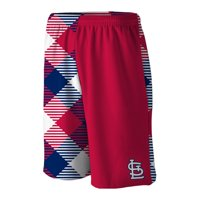 St. Louis Cardinals Loudmouth Gym Shorts - Red