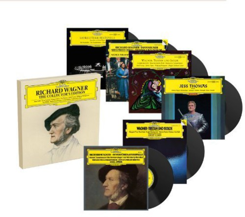 Wagner the Colletor's Edition / Various (Vinyl) (Limited Edition)