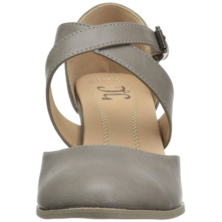 038681a7c21f2 Journee Collection Womens Ainsli Round Toe Ankle Strap Mary - image 1 of 2  ...
