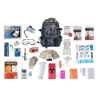 Guardian Survival Gear 1 Person Elite Survival Kit 72 plus Hours - CAMO Backpack