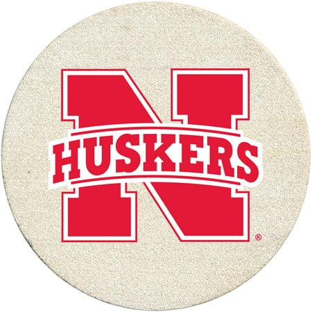 Thirstystone Drink Coaster Set, University of Nebraska