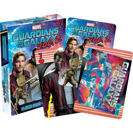 Aquarius Guardians of The Galaxy Vol 2 Playing Cards - image 1 de 1
