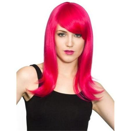 Alicia International 00537 TEAL HANA Wig - Teal Wig