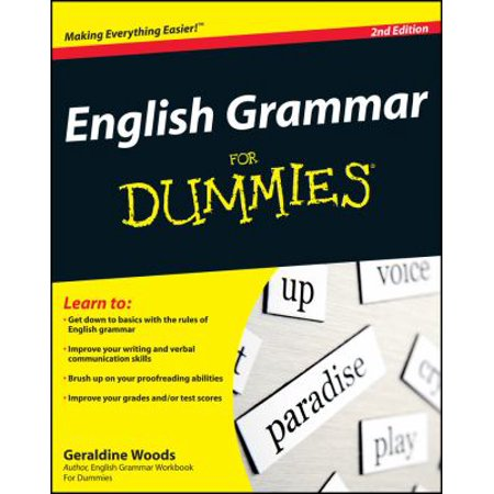 english grammar for dummies com english grammar for dummies