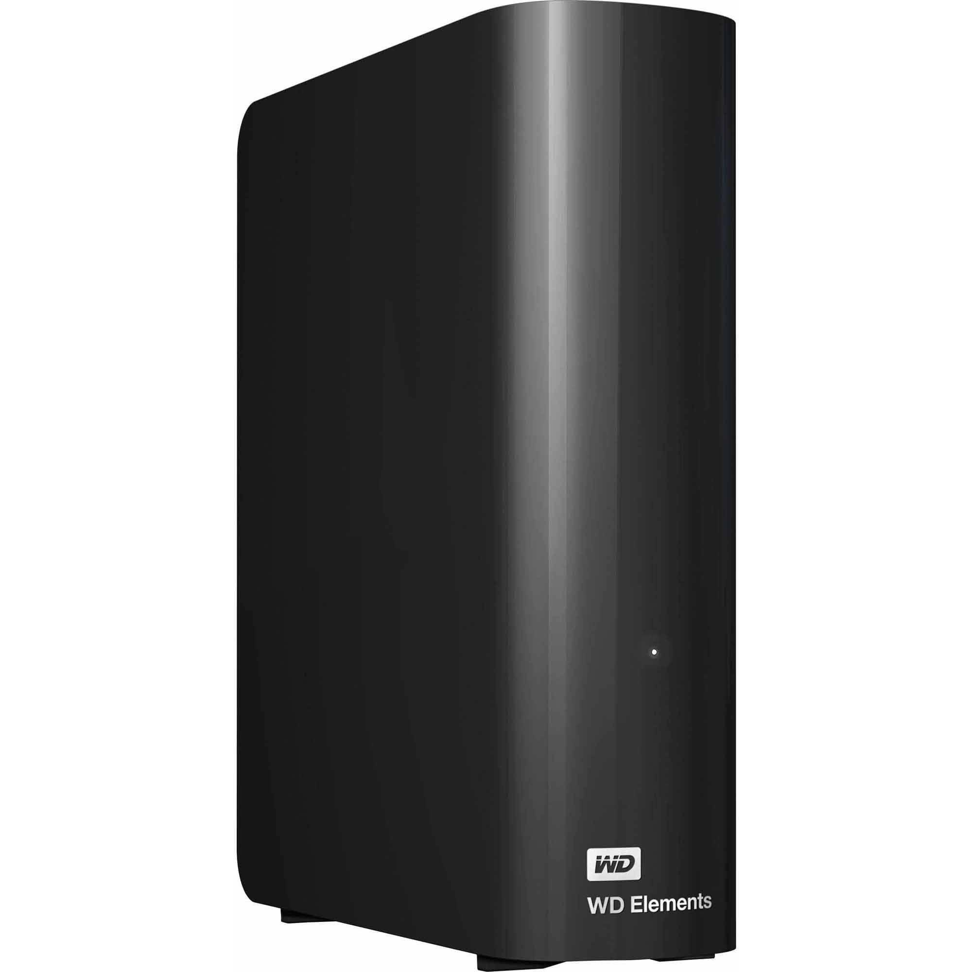 Western Digital 4TB Elements Desktop USB 3.0 Hard Drive -...