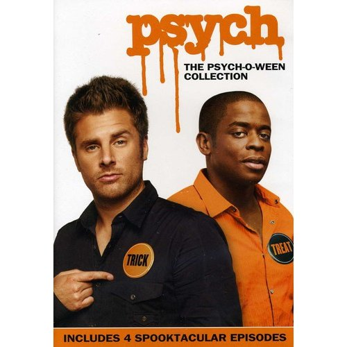 Psych: The Psych-O-Ween Collection (Anamorphic Widescreen)