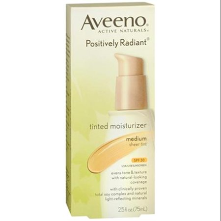 Aveeno Active Naturals Positively Radiant Tinted Moisturizer Reviews