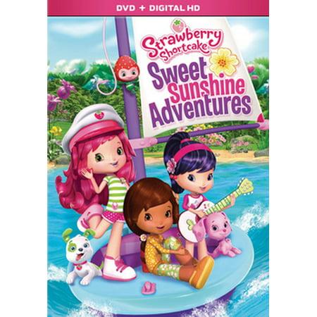 Strawberry Shortcake: Sweet Sunshine Adventures - Strawberry Shortcake Cartoon