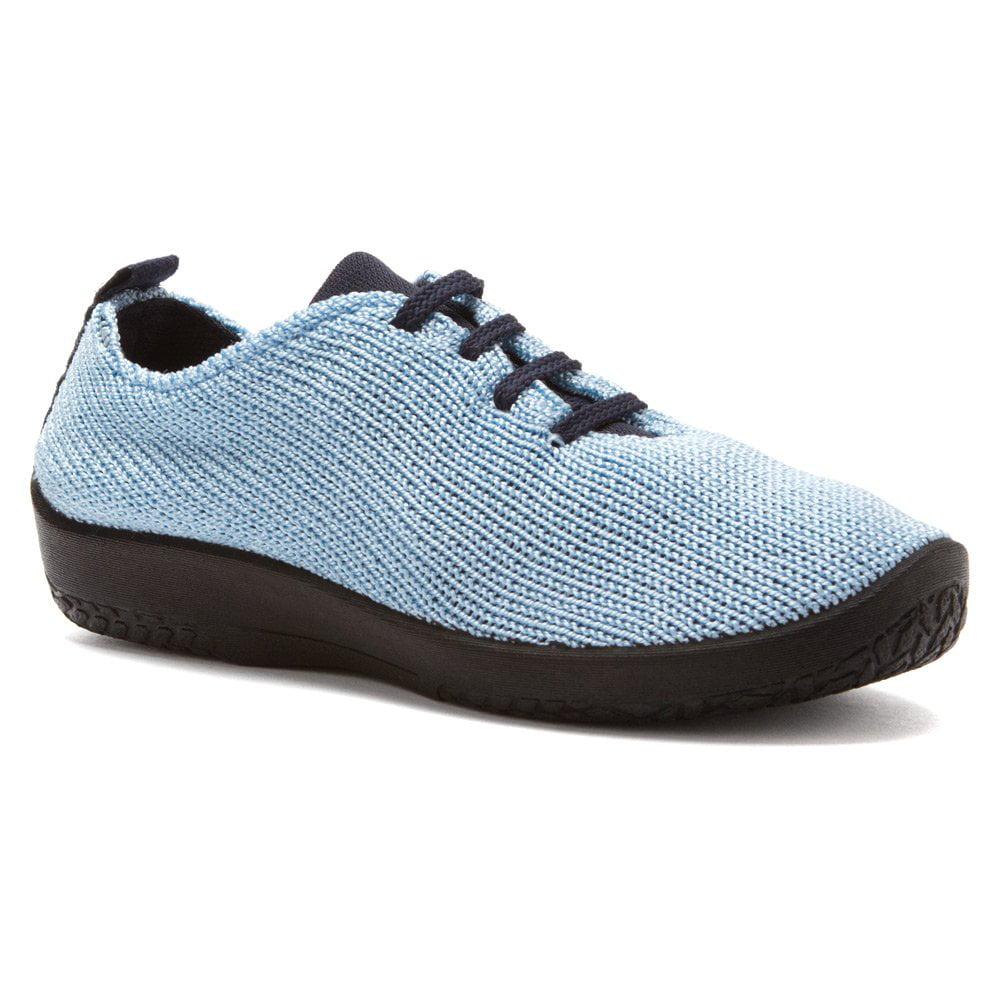 Arcopedico Womens LS 1151 Titanium Fabric Shoes 41 EU AGtJ3Myzrx