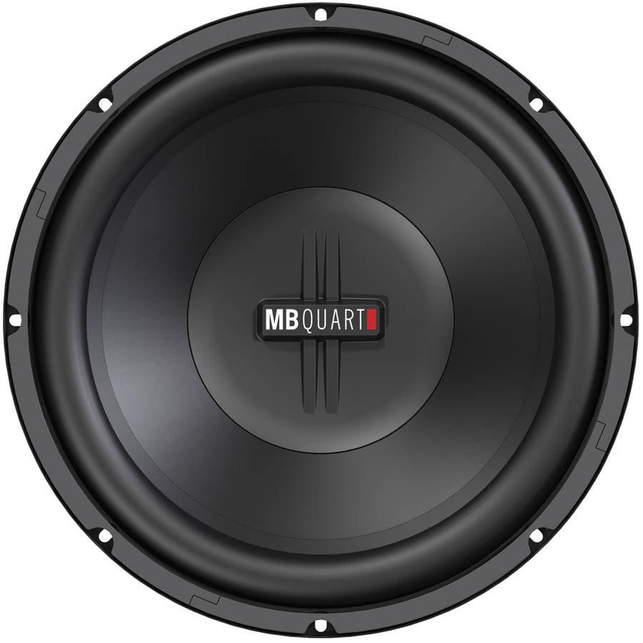 """MB Quart DW1-304 12"""" Discus Series Dual Voice-Coil Subwoofer"""